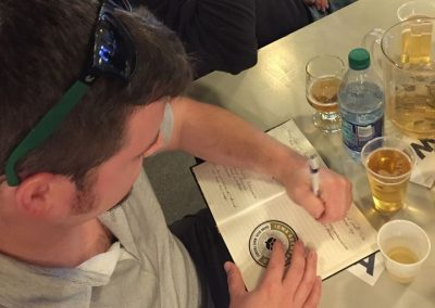 Beer Sensory Workshop