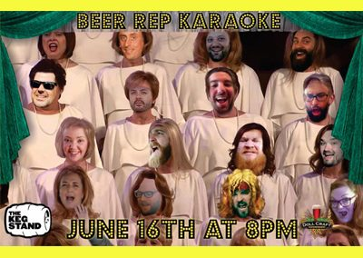 Beer Rep Karaoke @ The Keg Stand