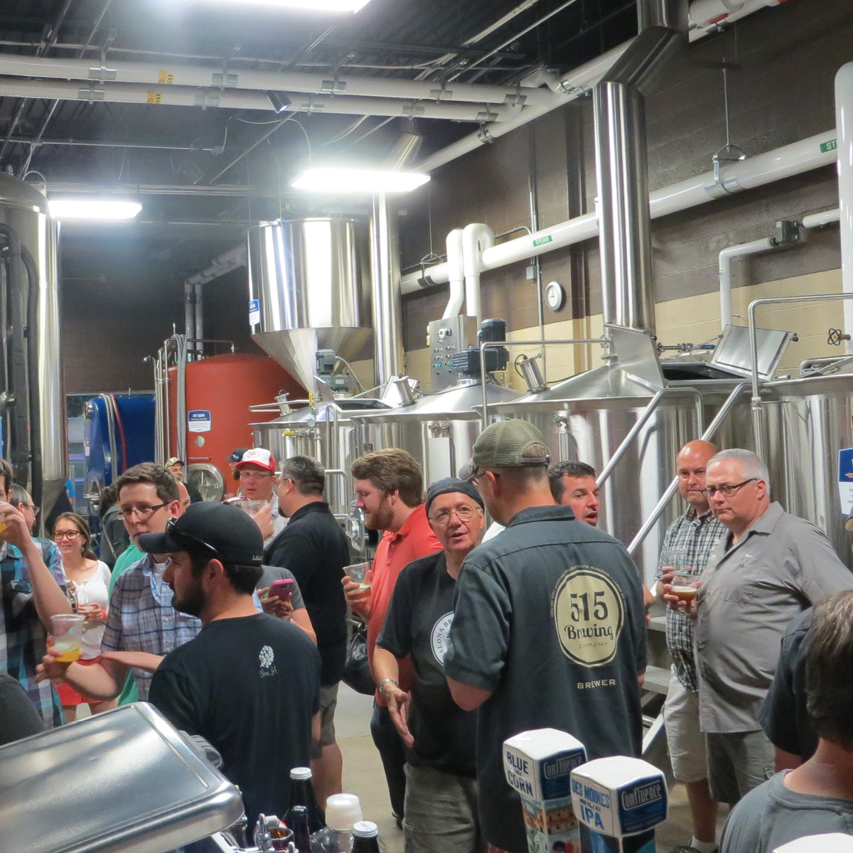 Meet the Brewers Night - 2015