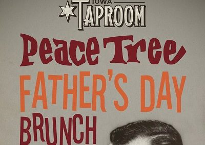 Father's Day Brunch w/Peace Tree Brewing