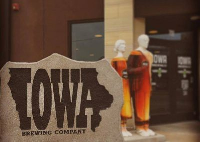 Iowa Brewing Tap Takeover at Beerstyles
