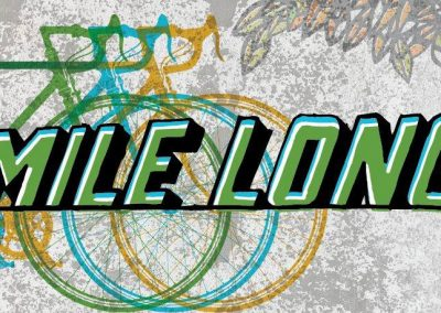 Mile Long Bike Ride