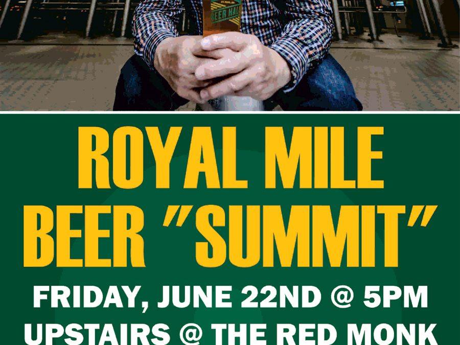"""Royal Mile Beer """"Summit"""""""