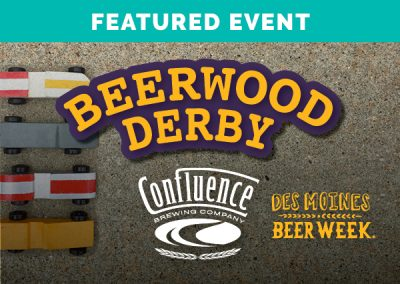 Beerwood Derby at Confluence Brewing