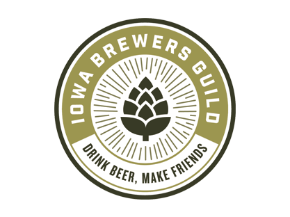 Iowa Brewer's Guild Logo