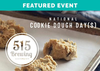 National Cookie Dough Day(s)