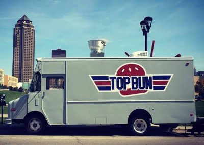 Base Layer Brunch with Top Bun Food Truck
