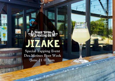Jizake Beer Release