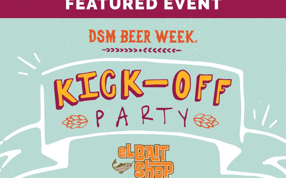 DSM Beer Week Kick-Off Party