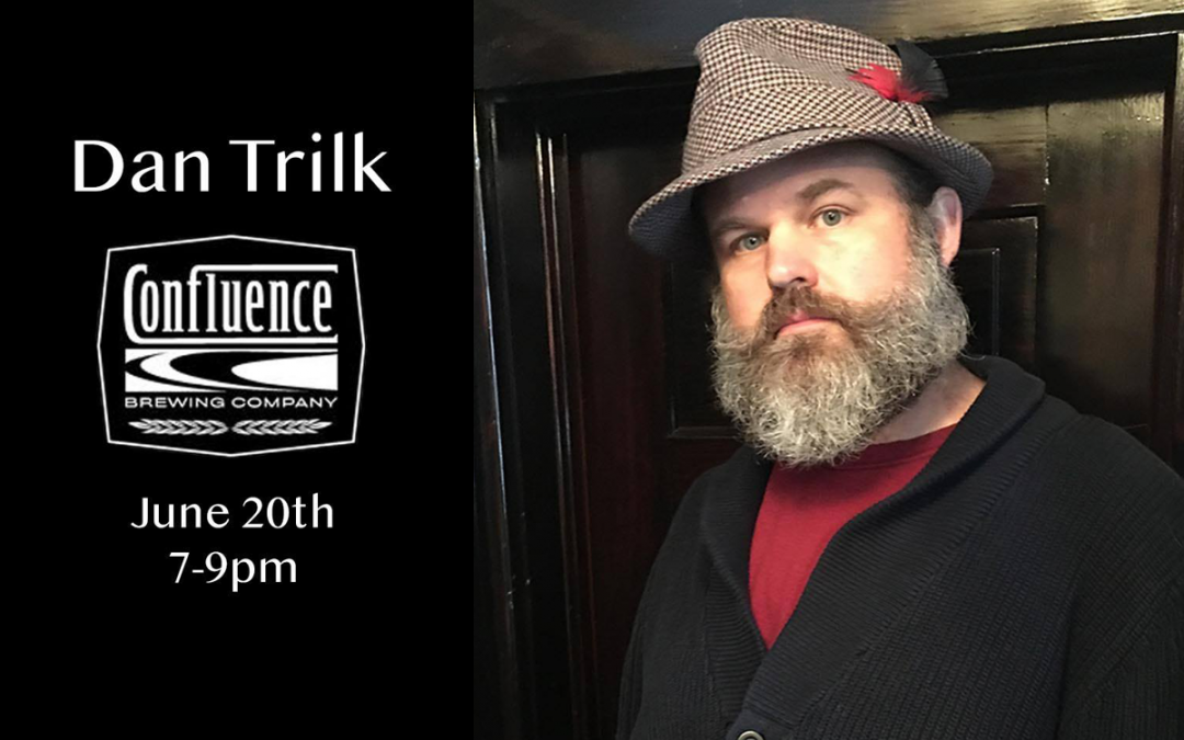 Dan Trilk at Confluence Brewing Company