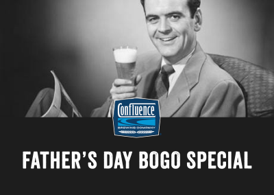 Father's Day BOGO Special