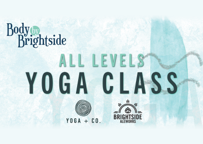 Body by Brightside – Sunset Yoga