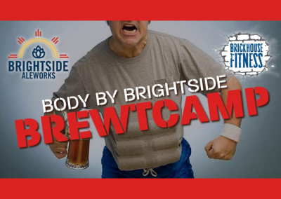 Body by Brightside – Brewtcamp w/ Brick House Fitness