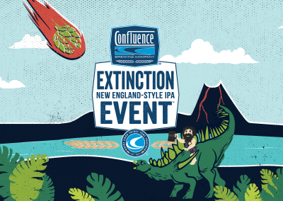 Extinction Event Beer Release