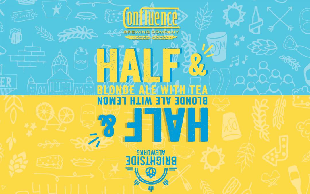 Half & Half Beer Release